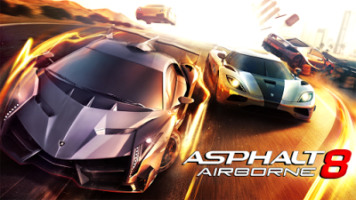 Download Free Game Asphalt 8 Airborne Hack (All Versions) Unlimited Credits, Free Shopping