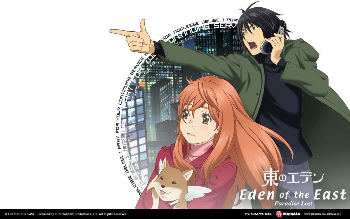 Higashi no Eden BD Subtitle Indonesia Batch
