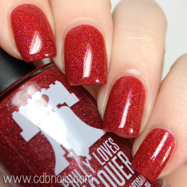 Philly Loves Lacquer-Foxy Lady