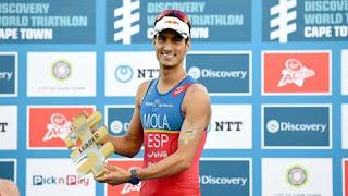 TRIATLÓN (Series Mundiales 2016) - Mario Mola nuevo campeón del mundo superando a un desvanecido Jonathan Brownlee. Alarza bronce
