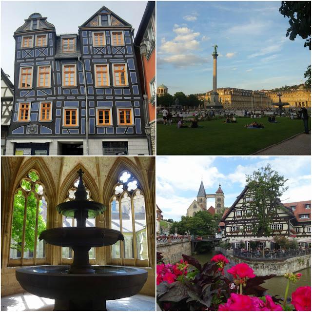 3 meses na Alemanha, República Tcheca e Polônia - Idstein, Stuttgart, Esslingen e Maubronn