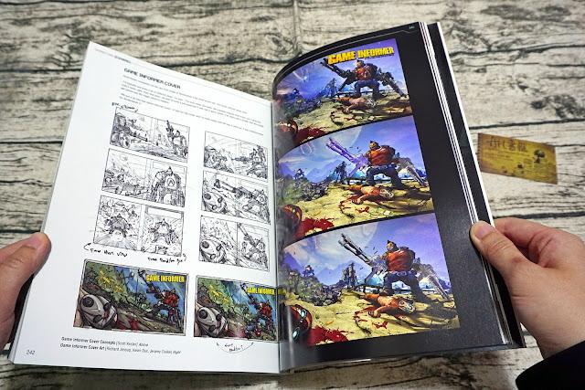 DSC01403 - 邊緣禁地藝術設定集 2 The Art of Borderlands 2  (無主之地)