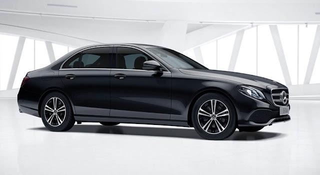 Đánh giá Mercedes E180 2021