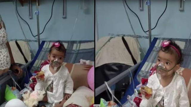 La astronómica cifra que debe cubrir una familia para salvar la vida de una bebé con cardiopatía