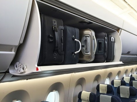 A350 Xwb News Large Overhead Stowage Bins In A350 To