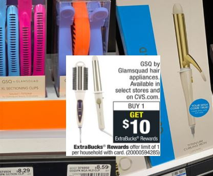 FREE GSQ by Glamsquad Products at CVS 1/26-2/1
