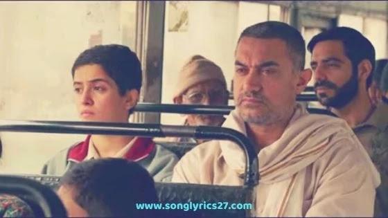 Arijit Singh - Naina Song Lyrics in English & Hindi | Dangal