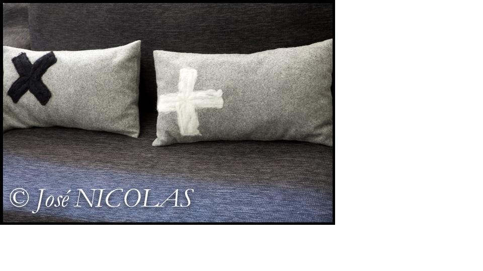 la gon design creations coussins style scandinave. Black Bedroom Furniture Sets. Home Design Ideas