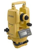 Jual Theodolite Digital Topcon DT-205 Laser Call-08128222998
