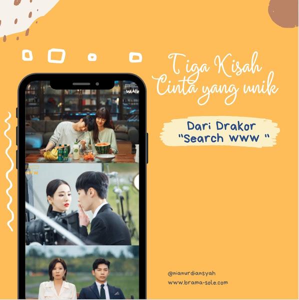 Kisah cinta tak biasa dalam drakor search www