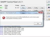 Install XAMPP Error Terus USB Webserver Menjadi Solusinya