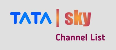 Channel List Tata Sky, Channel List Of Tata Sky