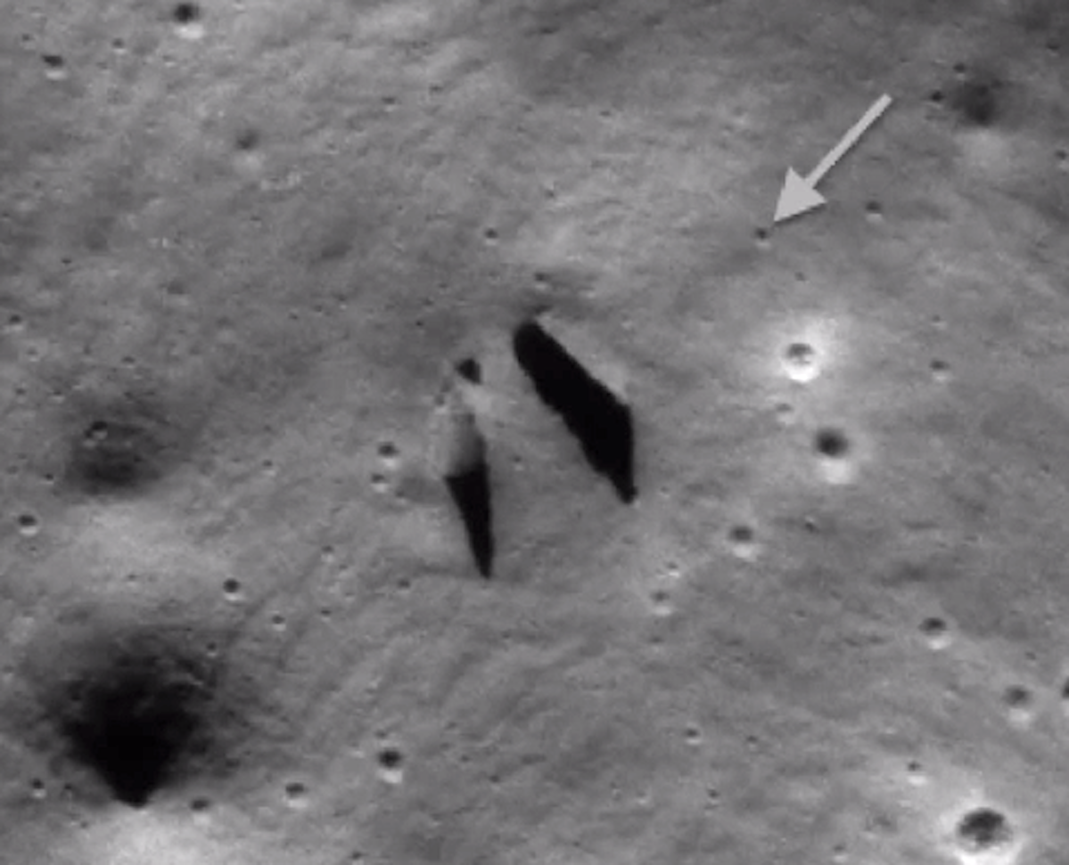 UFO WORLD: New Moon Discovery Of Two Tall Buildings Found ...