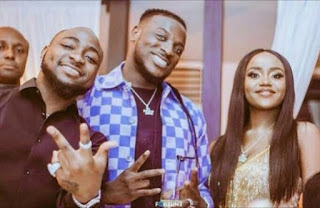"""""""Davido has remained  27 for 3years now Chioma and Peruzzi drags Davido out for lying about his age"""