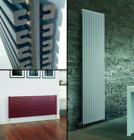 modern radiators