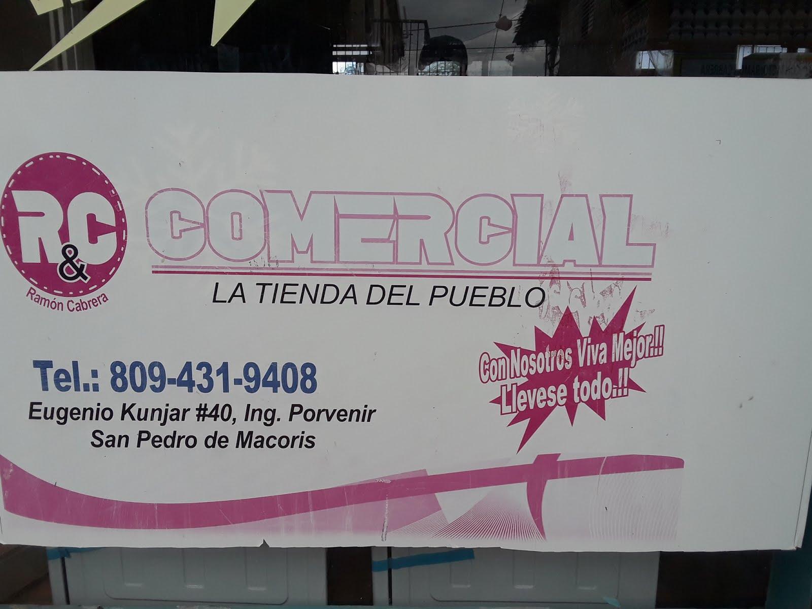 RC  & COMERCIAL La tienda del Pueblo