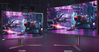 LG luncurkan Monitor Gaming dengan 1MS UltraGear IPS
