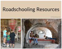 Roadschooling resources