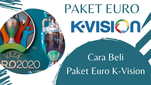 Cara Beli Paket Euro K Vision Di Alfamart/Indomaret