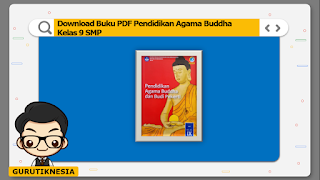 download ebook pdf buku digital pendidikan agama buddha kelas 9 smp