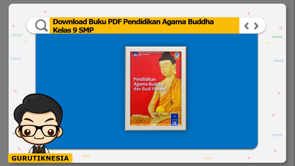 download  buku pdf pendidikan agama buddha kelas 9 smp