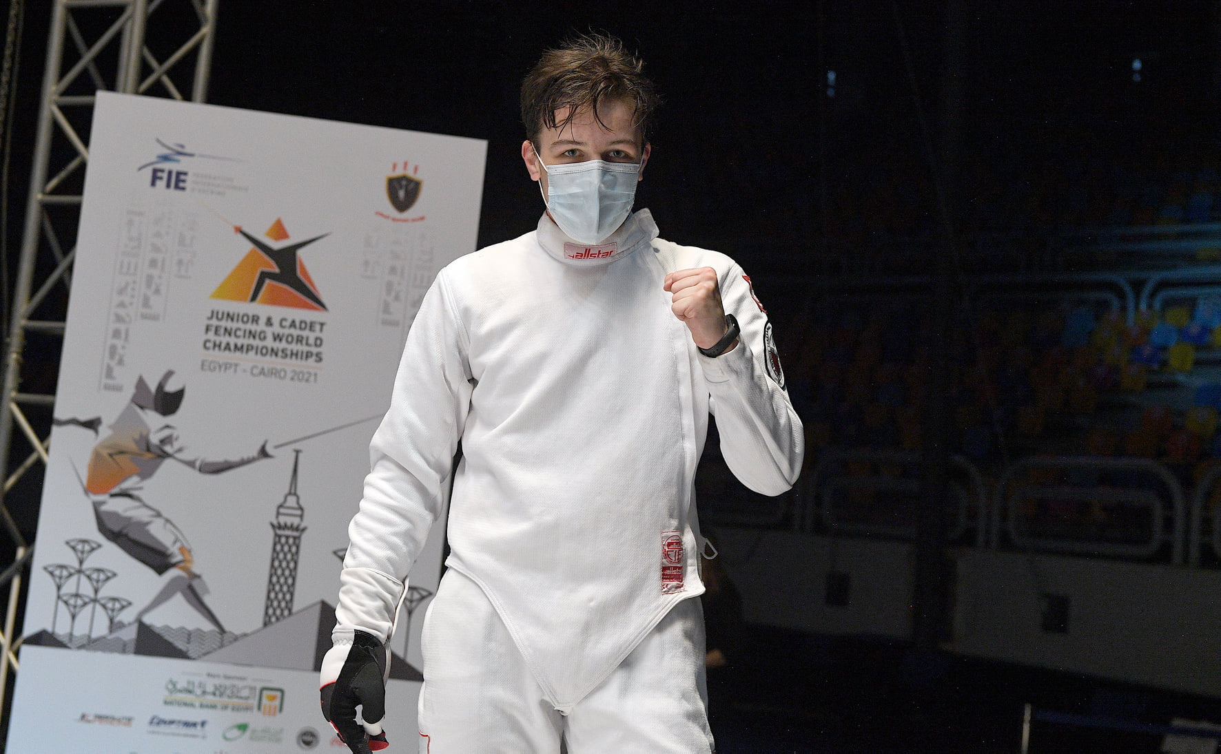 Antoni Socha Polônia Poland polska fencing epee espada esgrima