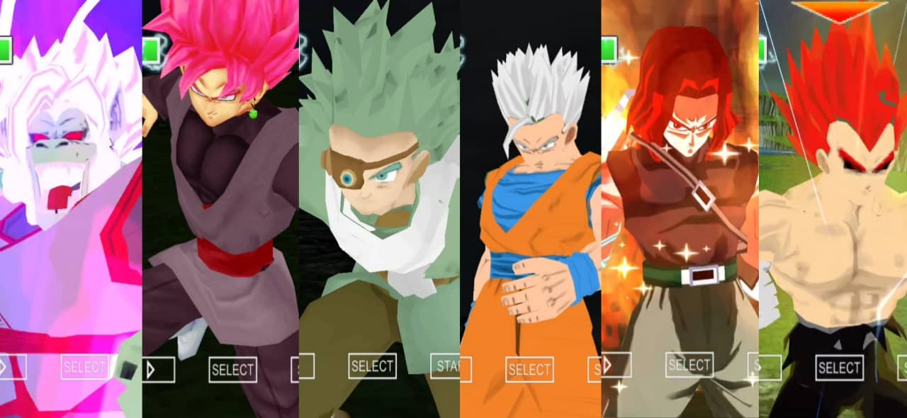Dragon Ball Super Evil Villains