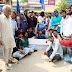 भारत बंद के समर्थन में नागौर व जोधपुर में शर्मसार घटनाओं एवं संविधान की मूल भावना को तोड़ने के विरोध में ज्ञापन सौंपा