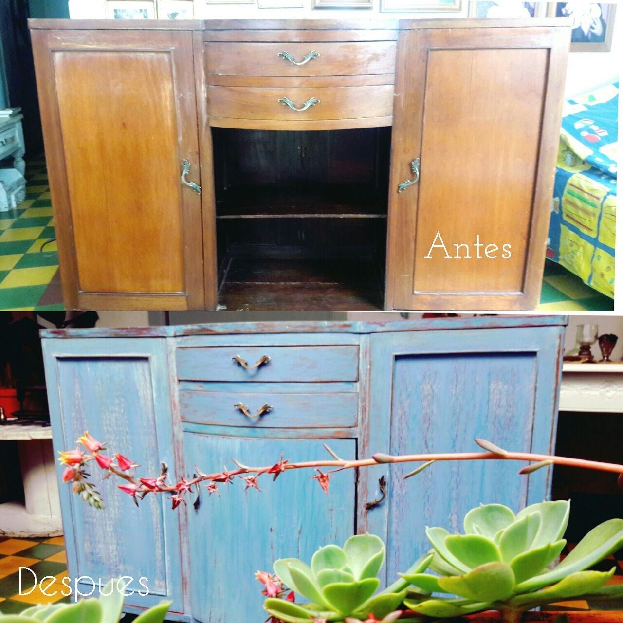 Dise os marta correa acabados y restauraci n de muebles for Restauracion muebles vintage