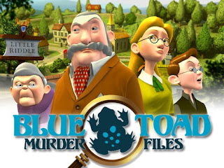 Blue Toad Murder Files – The Mysteries of Little Riddle