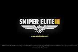 Spesifikasi Komputer Untuk Memainkan Game Sniper Elite 3