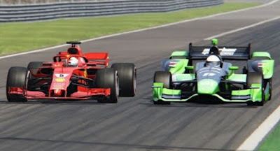 Different Between F1 and IndyCar