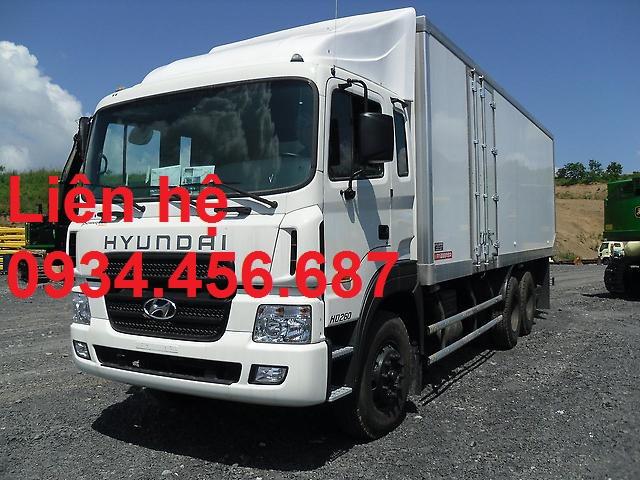 Giá xe Hyundai HD260 thùng đông lạnh
