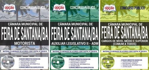 apostila-concurso-camara-de-feira-de-santana-2018