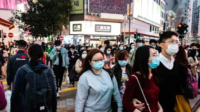Antisipasi Virus Corona di Hongkong