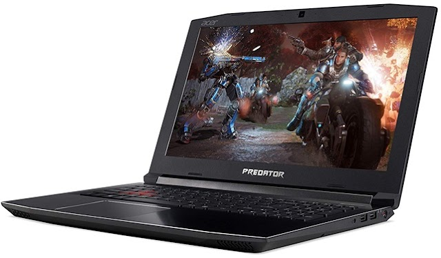 ▷[Análisis] Acer Predator Helios 300 PH315-51-53MZ, un portátil gaming de 10 a precio reducido