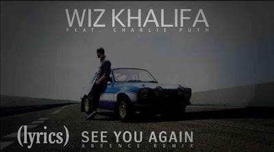 see you again lyrics - Lyrics web