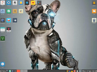 Cara Install Puppy Linux di Virtual Box dan Partisi Hard Disk