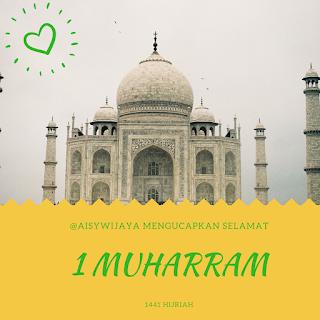 Ucapan Selamat 1 Muharram