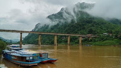 Boat to Muang Ngoi Neua