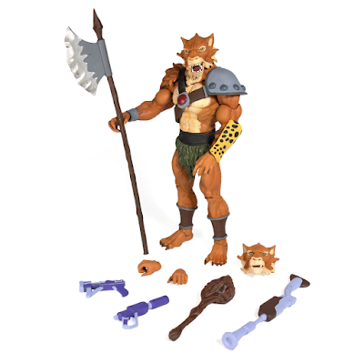 Ultimate Thundercats Action Figures Wave 1 by Super7 - Jackalman