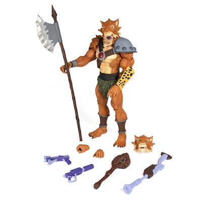 Ultimate Thundercats Action Figures Wave 1 by Super7 - Jackalman
