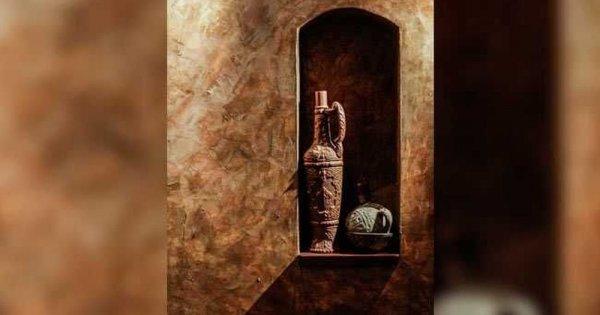 Εντοπίστηκε κρασί ηλικίας 2.000 ετών μέσα σε τάφο