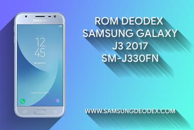ROM DEODEX SAMSUNG J330FN