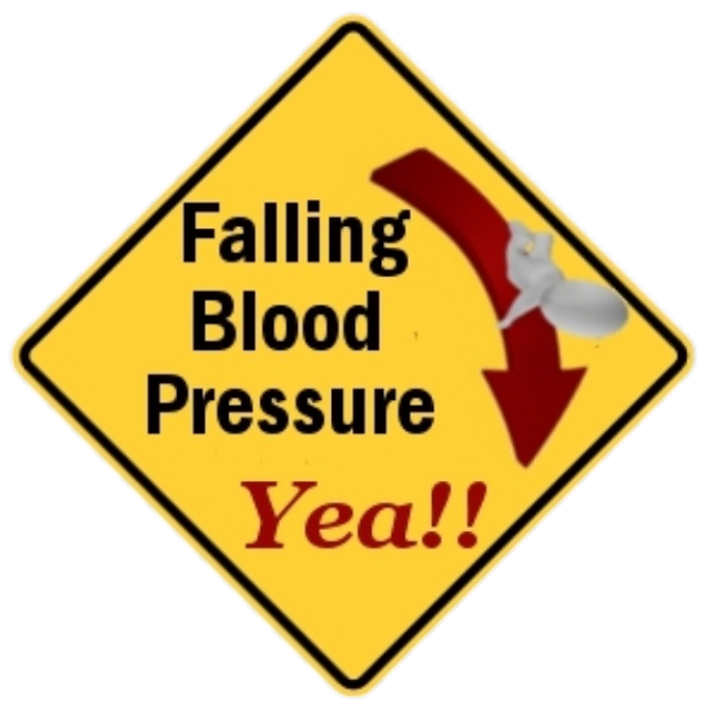 How I Reduced My Blood Pressure to Normal in...Count'm - THREE Days!