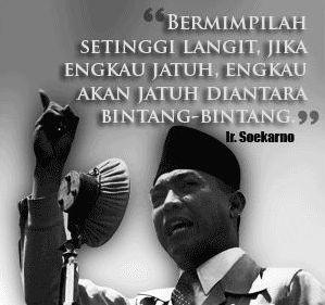 Ia terlahir dengan  nama Koesno Sosrodihardjo  Soekarno Terbaik | Kata Kata Terbaru 2017