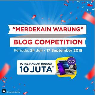 Kudo Indonesia Blog Competition