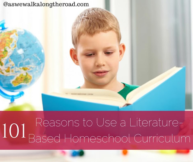 Why use a literature-based homeschool curriculum