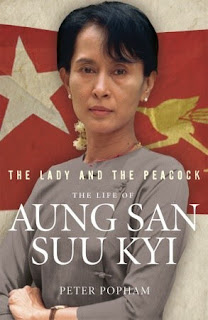The lady and the peacock - Aung San Suu Kyi