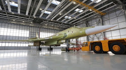 Nga ra mắt dây chuyền sản xuất máy bay ném bom chiến lược nâng cấp có khả năng hạt nhân